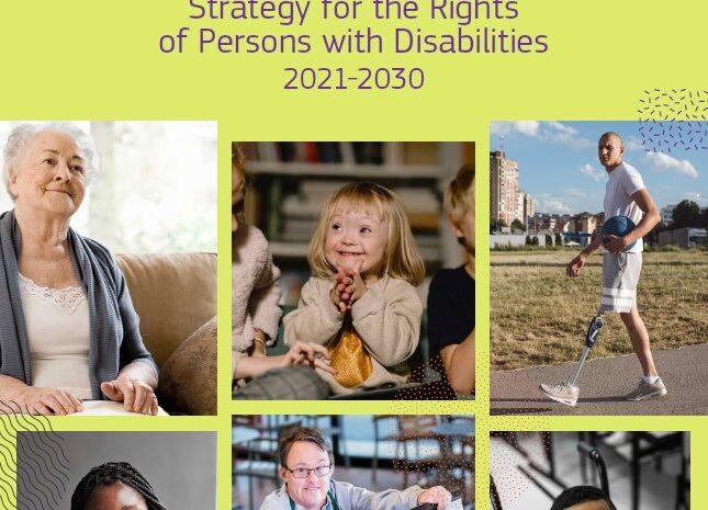 Union of Equality. La Commissione Europea presenta la Strategia per i diritti della persone con disabilità 2021-2031