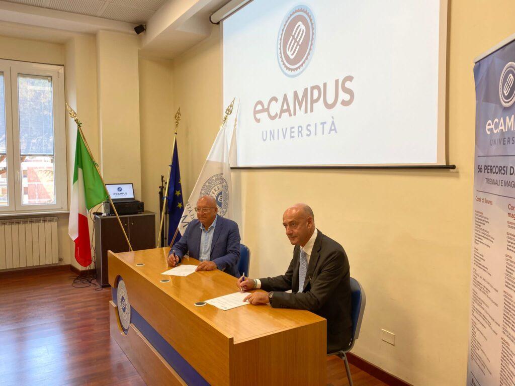 Disabilità e lavoro: firmato il protocollo tra Università eCampus e ANDEL